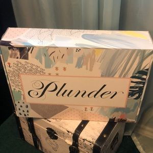 New Plunder carrying box